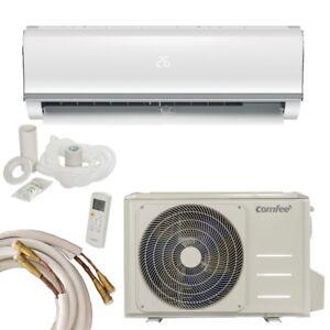 Comfee-Klimageraet-MSAF5-12HRDN8-QE-Inverter-3-2kW-und-5m-Quick-Connect