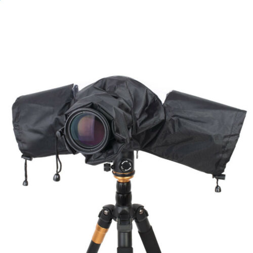 Camera Protector Rain Cover Rainproof Waterproof Lens Cap for DSLR Camera