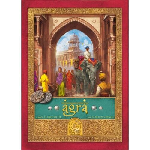Agra  - Jeu de table Quined Games  garanti
