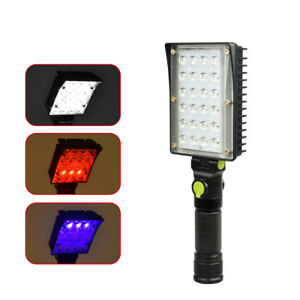 190C-24x-COB-3Colors-4Modes-90-Flashlight-LED-Rechargeable-USB-Tail-Magnetic