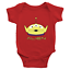 Infant-Baby-Rib-Bodysuit-Jumpsuit-Babysuits-Clothes-Gift-Toy-Story-Alien-Green thumbnail 7