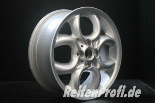 Original mini 16 pulgadas circular spoke individuales llanta r55 r56 r57 r58 r59 nuevo co2
