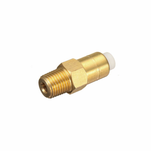 1//4/'/' Brass Thermal Release Safety Relief Valve for Pressure Washer Water Pumps