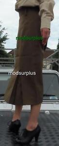British-Army-Womans-Dress-Barrack-Uniform-Skirt-FAD-New-Current-Issue-All-Ranks
