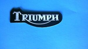 TRIUMPH-MOTORCYCLES-IRON-ON-PATCH-NEW-BIKER-PATCH-USA-SHIPPER