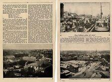 Ostland Libau Mitau Wilna Foto-Report von 1917