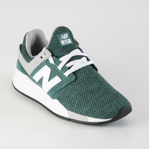 new balance 247 uomo verde