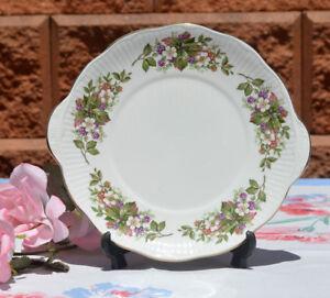 Vintage-Elizabethan-Bone-China-Cake-Plate