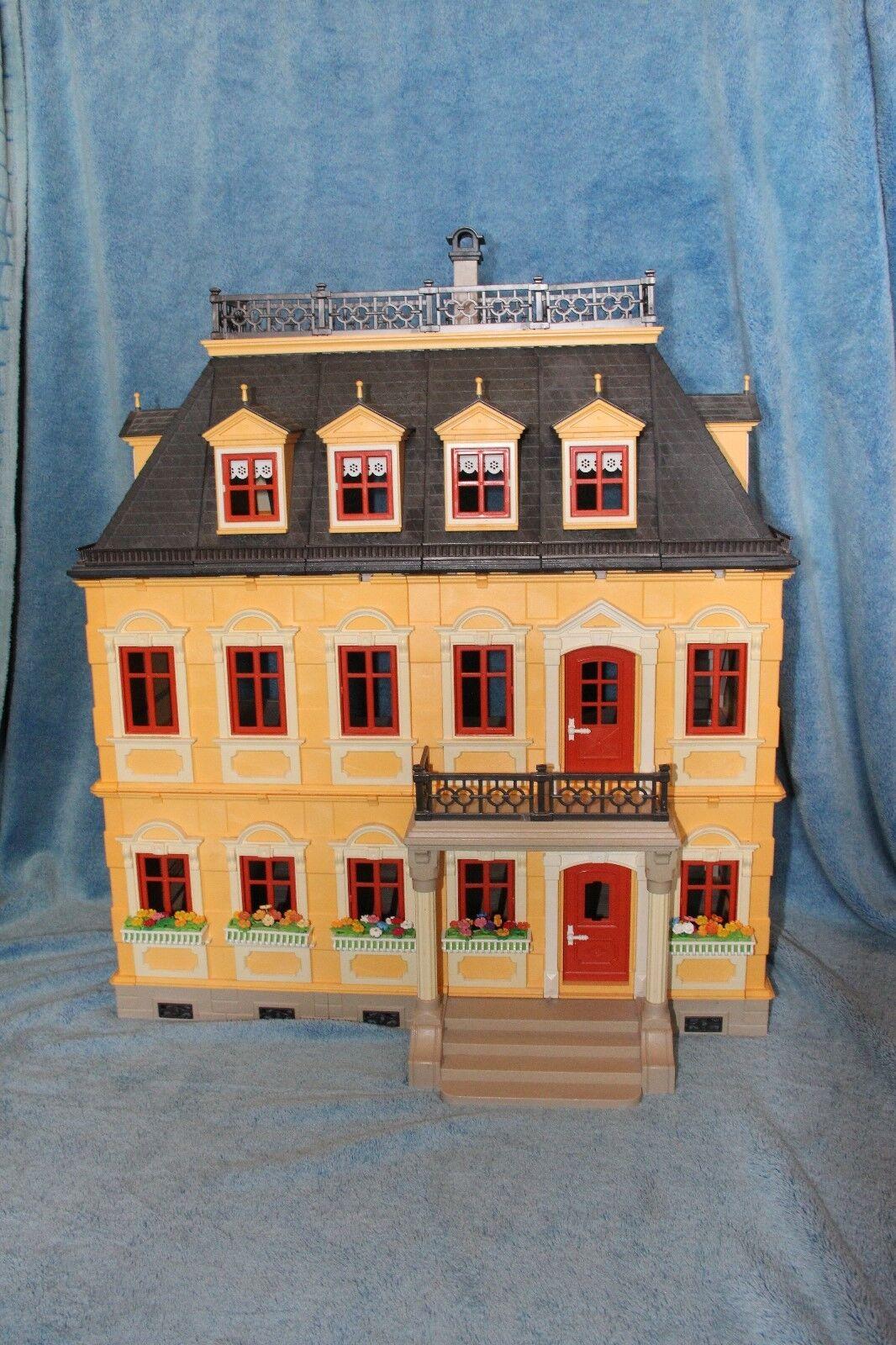 PLAYMOBIL Neues Puppenhaus Produktnr.  5301-A     Veröffentlicht  2004 841a87