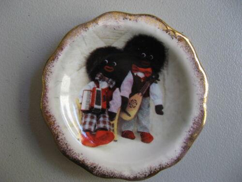 COLLECTOR PLATE PUMPKIN PLATE WEST INDIES JAMAICAN BIKES SCHOOL MUSIC