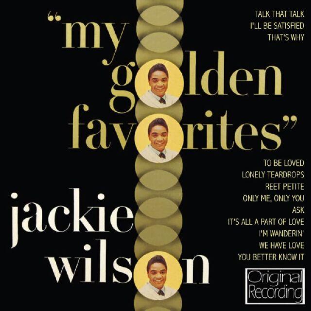 Jackie Wilson - My Golden Favourites