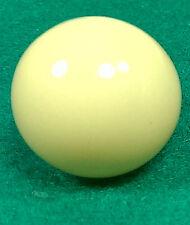 (1) 18 mm Ivorine High Grade Roulette Ball For Roulette Wheel - FREE SHIPPING *