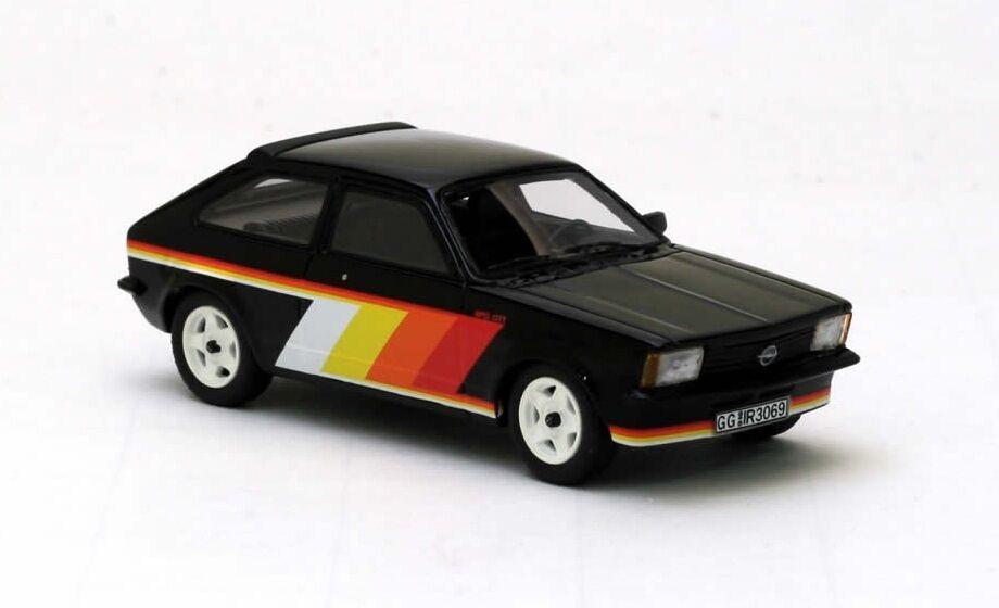 precios razonables Opel Kadett City C Irmscher  negro negro negro  1978 (Neo Scale 1 43   43069)  los clientes primero