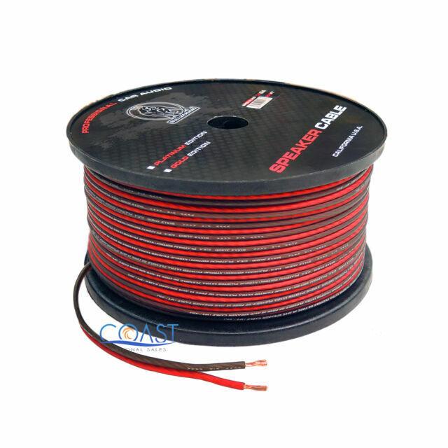 audio speaker cable wiring bullz audio bpes12 200 12 gauge 200 ft flexible speaker car cable  bullz audio bpes12 200 12 gauge 200 ft