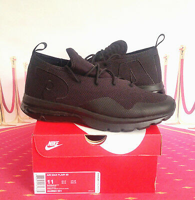 NIKE AIR MAX FLAIR 50 AA3824 001 black men's shoes Size 11 NEW | eBay