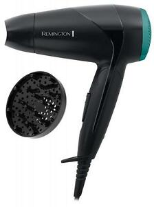 Remington-RE-D1500-2000-Watt-Compact-Travel-Dryer-with-Compact-Diffuser-Black