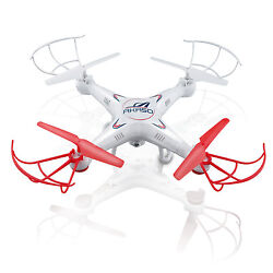 Akaso X5C 4ch. 6-Axis RC Quadcopter Drone with HD Camera