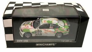 Minichamps-BMW-320i-233-Schubert-Motorsport-Vln-Nurburgring-2005-escala-1-43