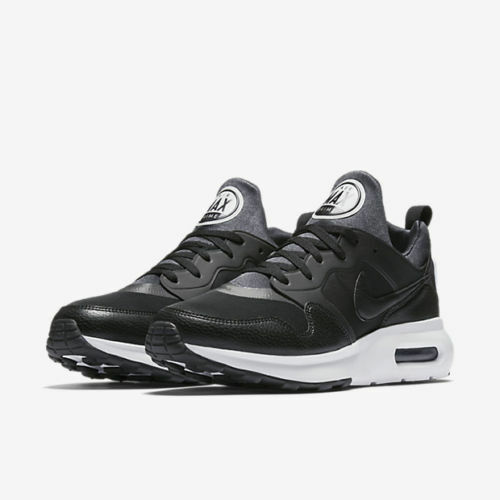 876068-001 Men's Nike Air Max Prime Running Shoes Black/White Comfortable Seasonal clearance sale Great discount