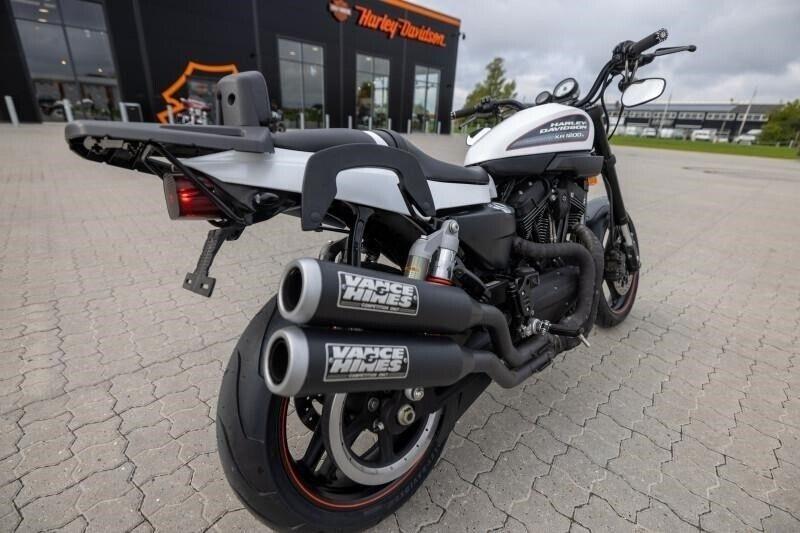 Harley-Davidson, XR1200X, ccm 1202