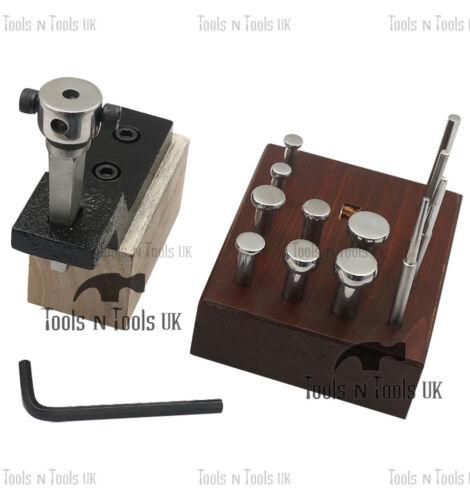 Micro Miniature Wheel Insert 8 Stakes /& 4 Mandrels Set Jewelry Forming Creating