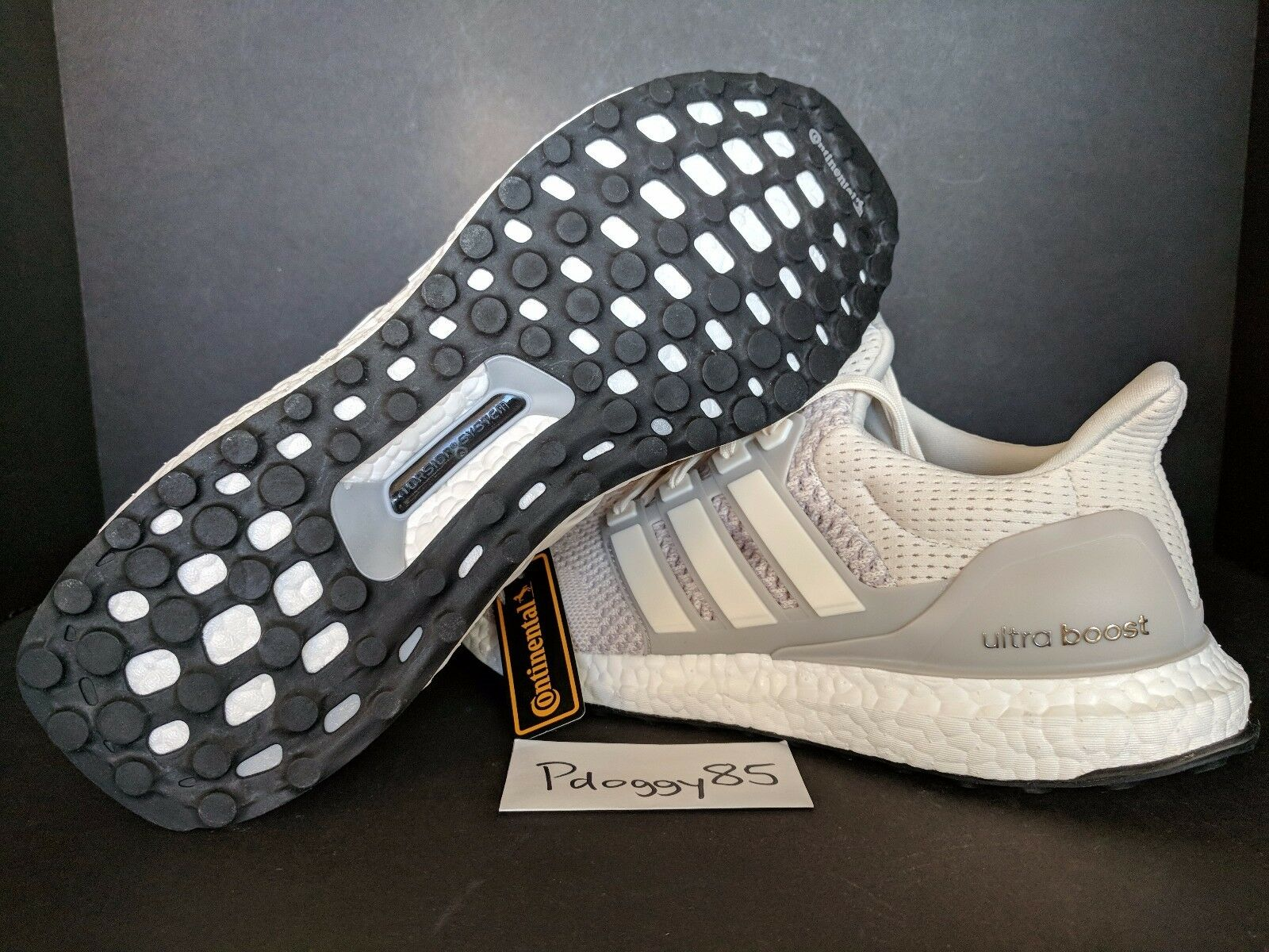 Ds adidas ultra auftrieb auftrieb auftrieb 1,0 größe 11 - kreide nmd sns holz hypebeast kith yeezy 481658