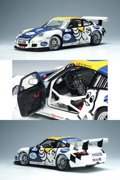 2006 PORSCHE CARRERA RSR 911 (997) GT3 CUP RACING PCCA   33 BY AUTOart 1 18