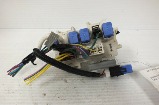 09 10 2009 2010 NISSAN MURANO JUNCTION RELAY FUSE BOX ...