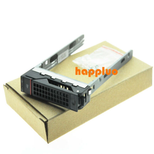 "03X3836 2.5/"" SAS SATA Drive Caddy Tray For Lenovo ThinkServer 31049382 31050784"