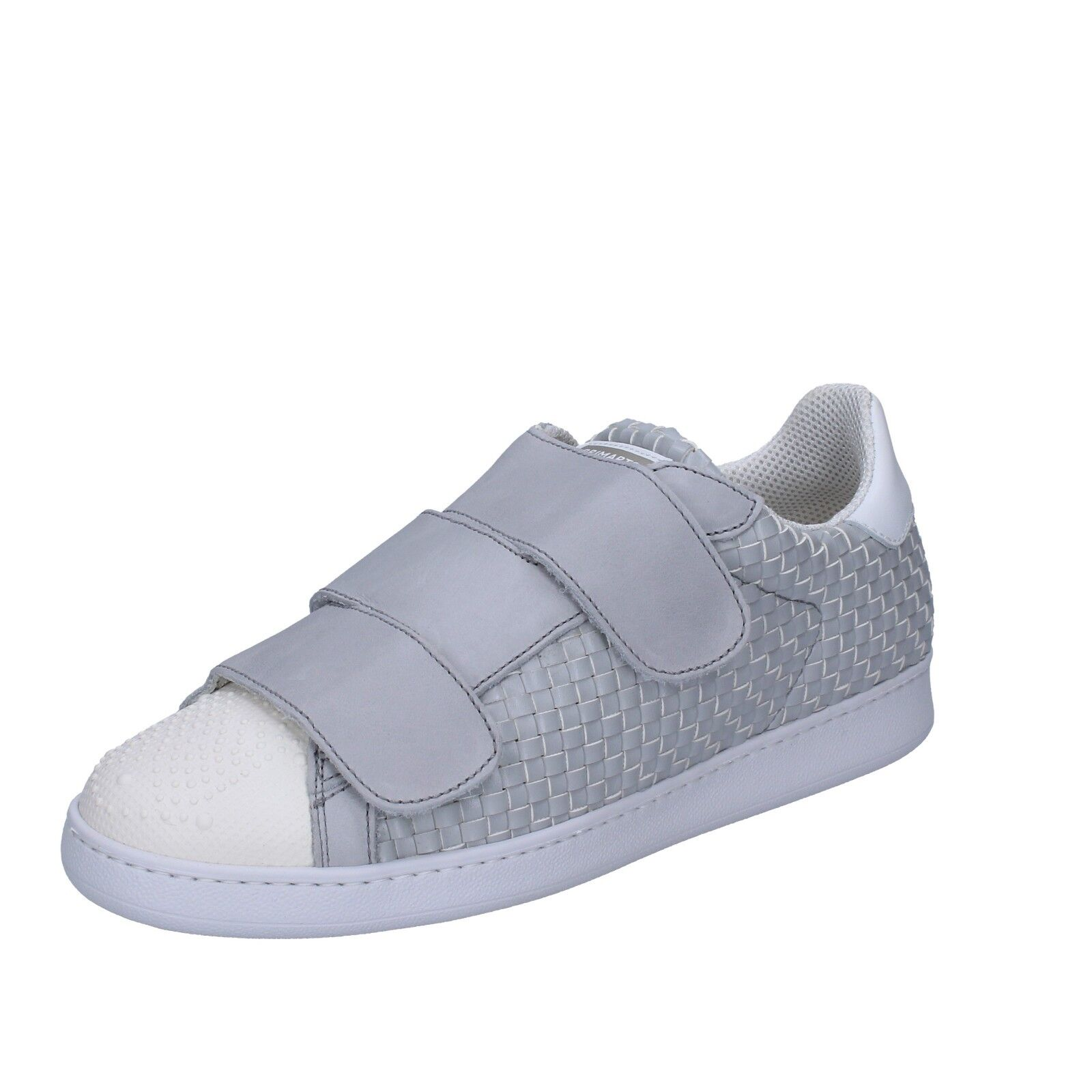 Scarpe Scarpe Scarpe uomo BRIMARTS 43 UE scarpe da ginnastica grigio in pelle bt591-43 644bc6