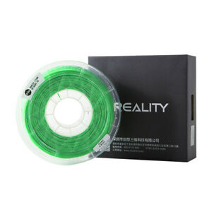 Competent Premium Creality 3d Printing Filament Green 1kg 1.75mm Pla We Take Customers As Our Gods 3d Printer Consumables