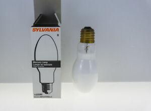 Sylvania H38JA-100/DX 100W White Mogul Base Mercury Lamp ED23.5 69408-3