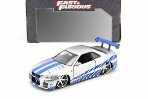 Brian-039-s-Nissan-R34-Film-2-Like-2-Furious-2003-1-24-Jada-Toys