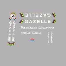 Gazelle Tour de l'Avenir, Transfers, Stickers - White - n.102
