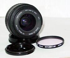 Sigma UC Zoom Multi-coated 24-50mm 1:4-5.6 AF Lens for Minolta