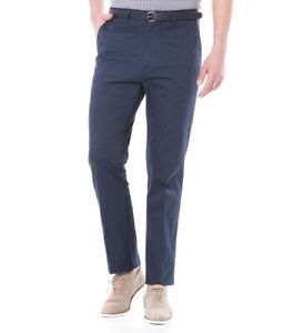Men-s-New-DEBENHAMS-Active-Waist-Chino-Trousers-Waist-32-34-36-38-40-42-Pants