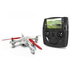 Hubsan H107D X4 Mode 2 FPV 4CH 6Axis Drone 5.8G Video Transmitter 4.3