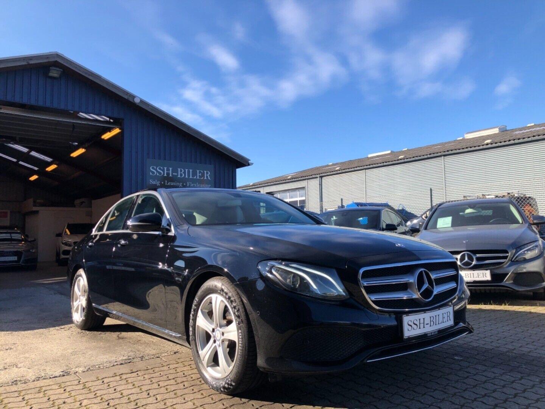 Mercedes E220 d 2,0 Avantgarde aut. 4d - 1.980 kr.