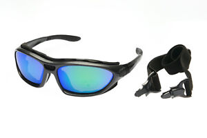 Alpland  Sportbrille Schutzbrille Kitsurfbrille Sport Sonnenbrille  Wassersport