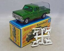 MATCHBOX SUPERFAST MB50 Kennel Camion