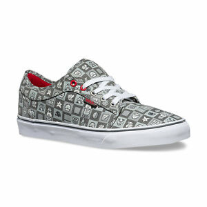 631915fd24 Vans x Nintendo CHECK Shoes (NEW) Chukka Low UltraCUSH 8-Bit NES ...