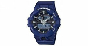 GA-700-2A-Blue-G-Shock-Men-039-s-Casio-Watches-Digital-Resin-Bands