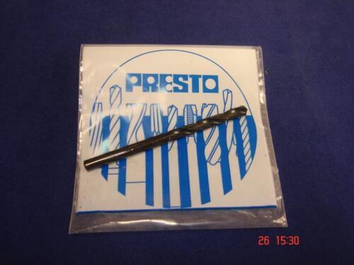 Presto HSS Metal High Speed Steel Twist Jobber Drill Bit 9mm - 11.9mm