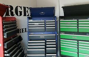 PROFESSIONAL-GARAGE-Rollcab-Top-Chest-Heavy-Duty-19-Drawer-tool-mechanic