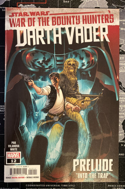Star Wars Darth Vader #12 Cover A Marvel 2021 Combined shipping Available
