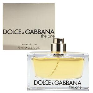 Dolce & Gabbana The One 2.5 fl oz.