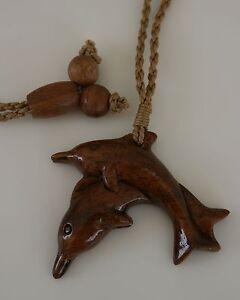 SchöN Maori Holz Carving Delphine Neuseeland Delfine Um Sowohl Die QualitäT Der ZäHigkeit Als Auch Der HäRte Zu Haben