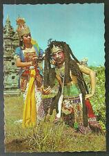 Wayang Orang Bathari Durga Burisrawa Costume Dance Indonesia