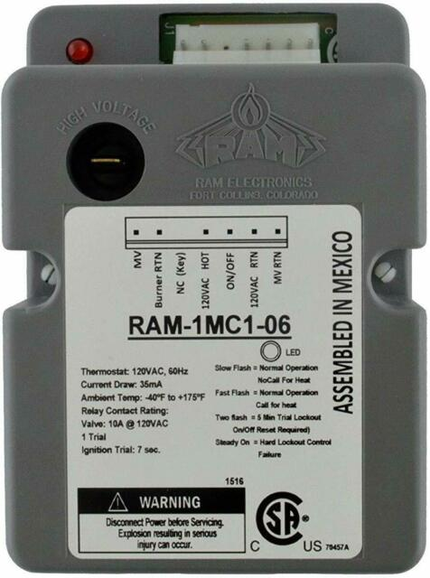 Heat N Glo Dsi Control Module For Gas Units 501 592 For Sale Online
