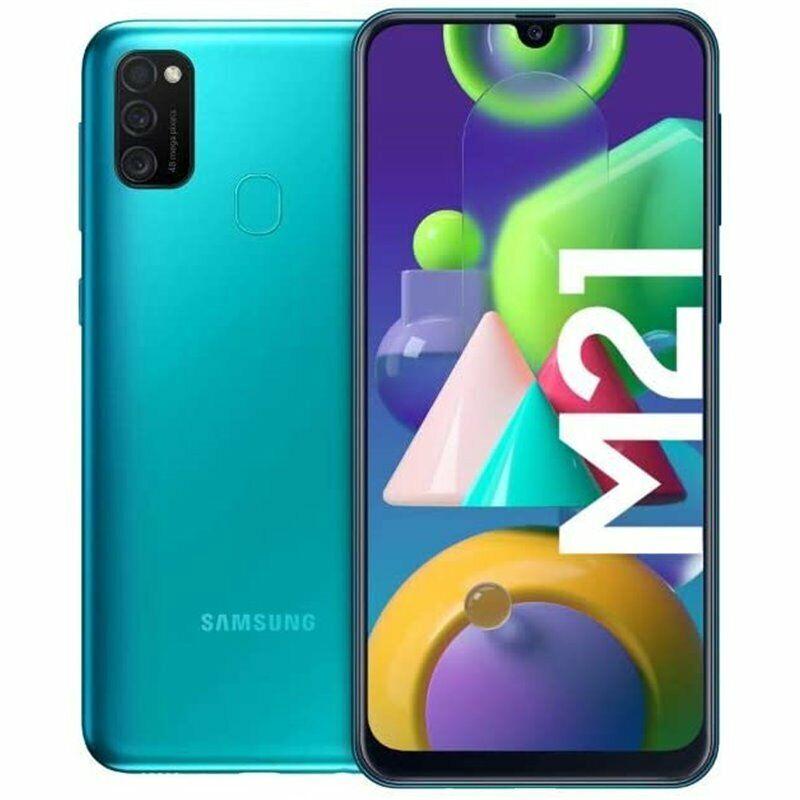 Samsung Galaxy: Samsung Galaxy M21 Dual Sim 64GB M215 – GREEN – EUROPA [NO-BRAND]GARANZIA 24 MES